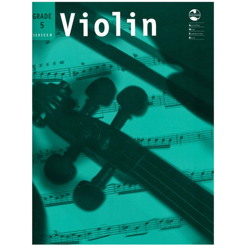 AMEB Series 8 Grade 5 - Violin/Piano 1202067739