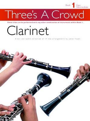 Threes A Crowd Bk 1 3 Cla - - Adlib Music