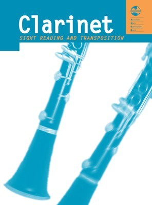 Clarinet Sight Reading And Transposition - Clarinet AMEB Clarinet Solo - Adlib Music
