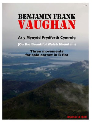 On The Beautiful Welsh Mountain Solo Cornet - Benjamin Vaughan - Trumpet Stainer & Bell Trumpet Solo