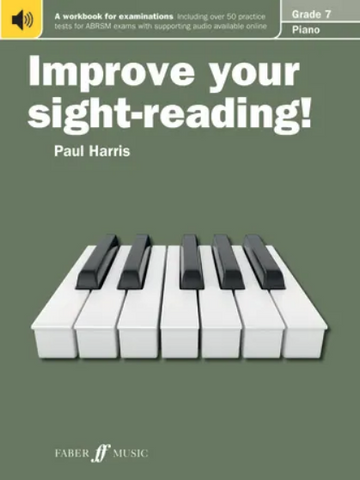 Improve your sight-reading! Piano 7 - Paul Harris - Piano Faber Music