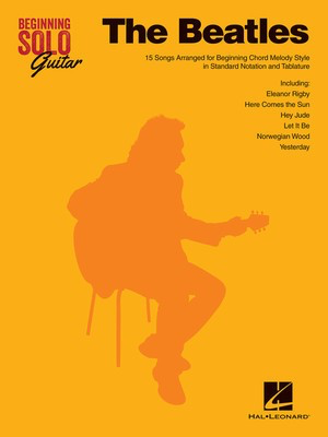 The Beatles - Guitar Hal Leonard Guitar TAB - Adlib Music