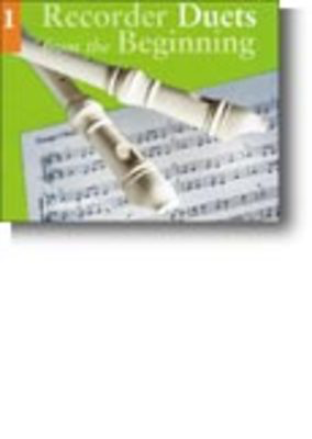 Recorder Duets From Beginning Book 1 - Recorder Chester Music Recorder Duet - Adlib Music
