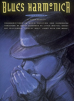 Blues Harmonica Collection - Various - Harmonica Hal Leonard