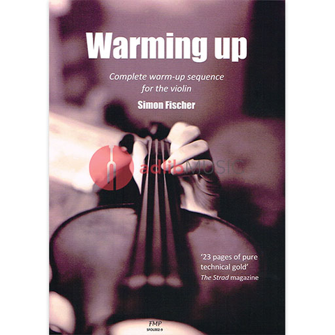 Fischer - Warming Up: Exercises - Violin FMP SFOL002