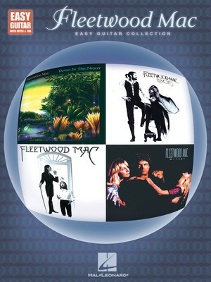 Fleetwood Mac - Easy Guitar Collection - Easy Guitar with Notes & Tab - Guitar Hal Leonard Easy Guitar with Notes & TAB