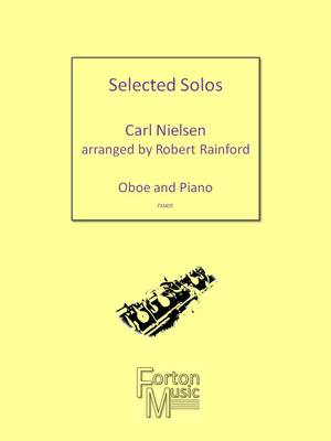 Selected Solos - Oboe and Piano - Carl Nielsen - Oboe Robert Rainford Forton Music
