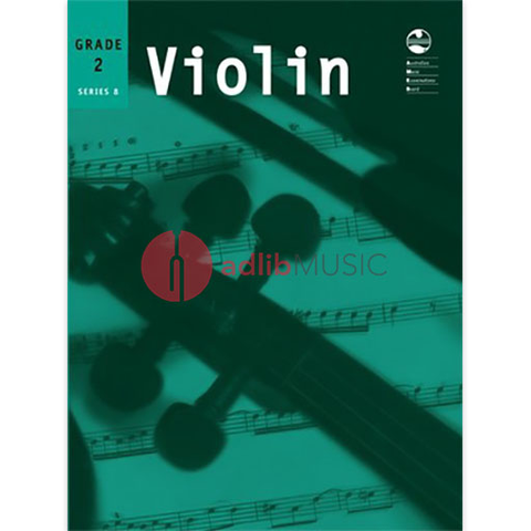 Violin Series 8 - Second Grade - Violin AMEB