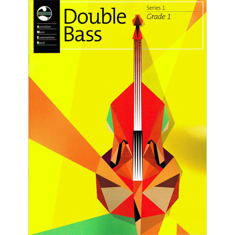 AMEB Series 1 Grade 1 - Double Bass/Piano 1203054139