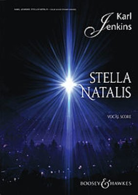 Stella natalis - Karl Jenkins - Classical Vocal Soprano Boosey & Hawkes Vocal Score