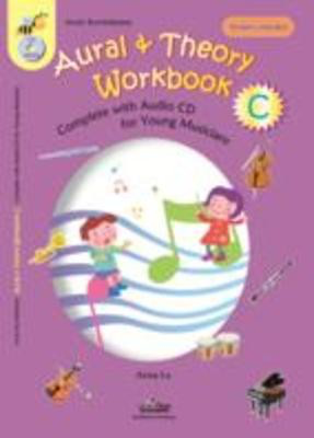 Aural and Theory Workbook C - Anna Lu - Music Bumblebees /CD