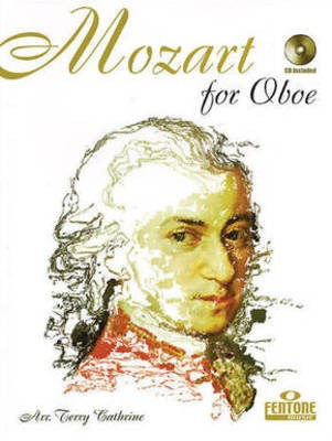 Mozart for Oboe - Wolfgang Amadeus Mozart - Oboe Terry Cathrine Fentone Music /CD