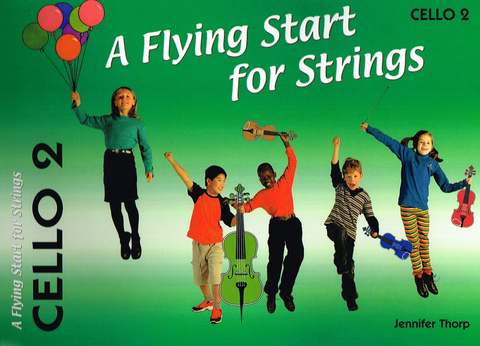 A Flying Start for Strings - Cello 2 - Jennifer Thorp