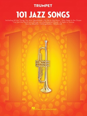 101 Jazz Songs for Trumpet - Various - Trumpet Hal Leonard - Adlib Music