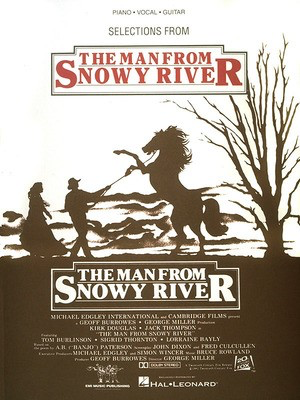 Man from Snowy River - Barry Rowland - Hal Leonard Piano Solo