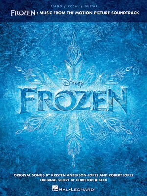Frozen - Music from the Motion Picture Soundtrack - Hal Leonard Piano, Vocal & Guitar - Adlib Music
