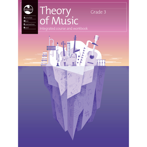 AMEB Theory of Music Integrated Course & Workbook Grade 3