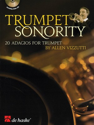 Trumpet Sonority - 20 Adagios for Trumpet - Trumpet De Haske Publications /CD