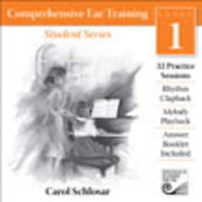 Comprehensive Ear Training: Level 1 - Student Series - Carol Schlosar - Frederick Harris Music CD