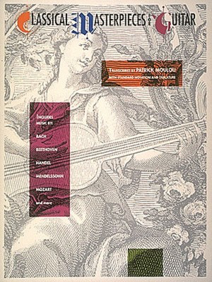 Classical Masterpieces for Guitar - Various - Classical Guitar Hal Leonard Guitar TAB