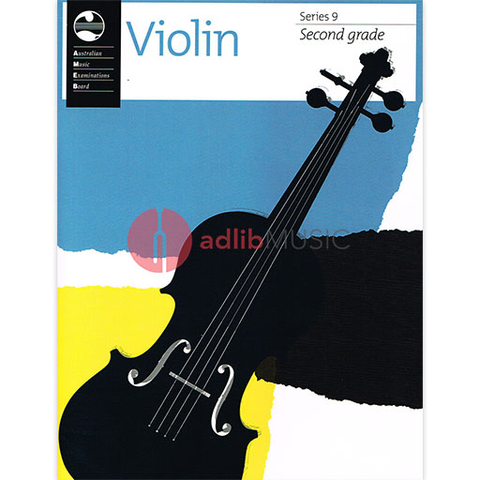 Violin Series 9 - Second Grade - Violin AMEB