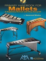 Primary Handbook for Mallets - Book/CD Pack - Garwood Whaley - Hal Leonard /CD