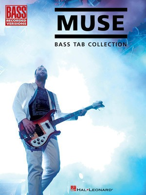 Muse - Bass Tab Collection - Bass Guitar Hal Leonard Bass TAB with ...