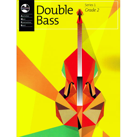 AMEB Series 1 Grade 2 - Double Bass/Piano 1203054239