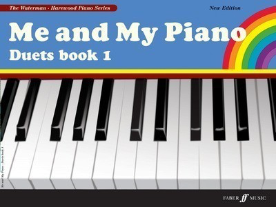Me and My Piano - Duets Book 1 - Piano Fanny Waterman|Marion Harewood Faber Music Piano Duet - Adlib Music