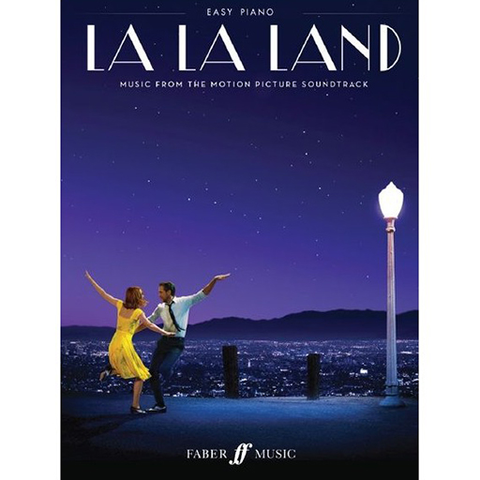 La La Land - Selections From the Movie - Easy Piano Justin Hurwitz, Benj Pasek and Justin Paul - Hal Leonard