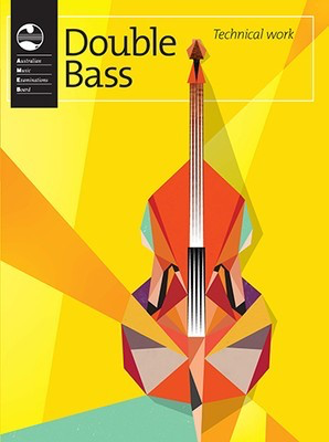 Double Bass - Technical Work - Double Bass AMEB - Adlib Music