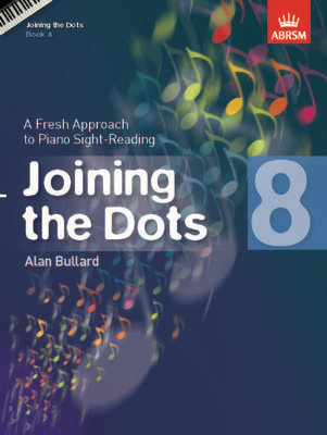 Joining the Dots, Book 8 (Piano) - A Fresh Approach to Piano Sight-Reading - Alan Bullard - Piano ABRSM - Adlib Music