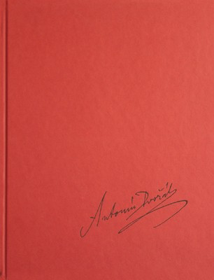 Piano Concerto in G minor Op. 33 - Facsimile of the autograph - Antonin Dvorak - G. Henle Verlag Full Score Hardcover