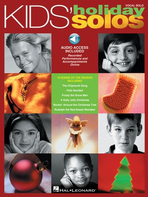 Kids' Holiday Solos - Vocal Solos with CD - Various - Vocal Hal Leonard Accompaniment CD /CD