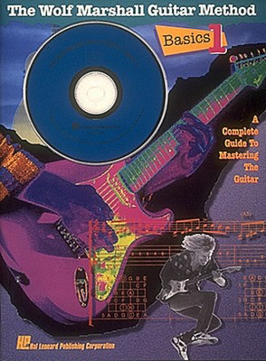 Basics 1 - The Wolf Marshall Guitar Method - Guitar Hal Leonard /CD