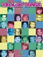 100 Kids' Songs - Various - Guitar|Piano|Vocal Hal Leonard Piano, Vocal & Guitar