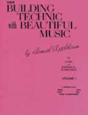 Building Technic With Beautiful Music, Book 1 - Samuel Applebaum - Violin Belwin