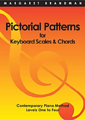 Pictorial Patterns, Keyboard Scales and Chords - Margaret Brandman - Piano Modern Music