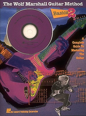 Basics 2 - The Wolf Marshall Guitar Method - Guitar Hal Leonard /CD