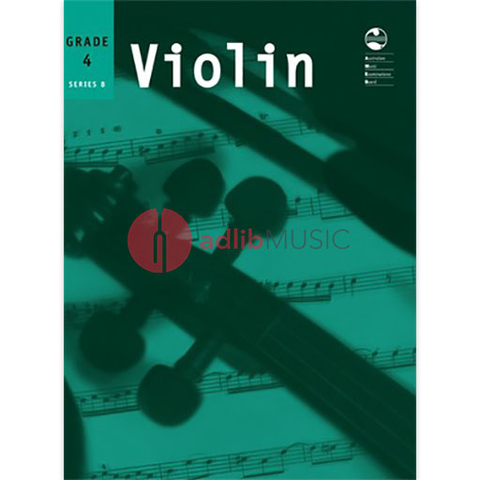 Violin Series 8 - Fourth Grade - Violin AMEB