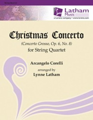 Christmas Concerto For String Quartet -