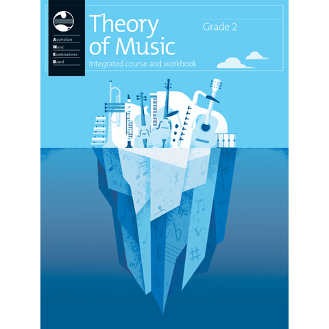 AMEB Theory of Music Integrated Course & Workbook Grade 2