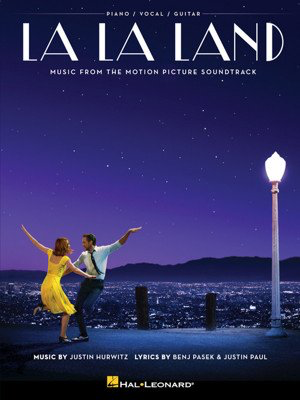 La La Land - Selections From The Movie - PVG - Hal Leonard - Piano|Vocal|Guitar