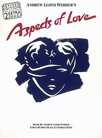 Aspects of Love - Andrew Lloyd Webber - Vocal Selections - Piano/Vocal - Hal Leonard