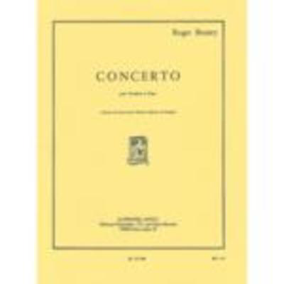 Concerto - for Trombone and Piano - Roger Boutry - Trombone Alphonse Leduc