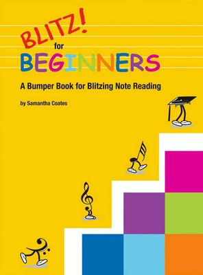 Blitz For Beginners - Samantha Coates BlitzBooks Publications - Adlib Music