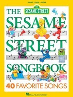 Sesame Street Songbook - Various - Guitar|Piano|Vocal Hal Leonard Piano, Vocal & Guitar