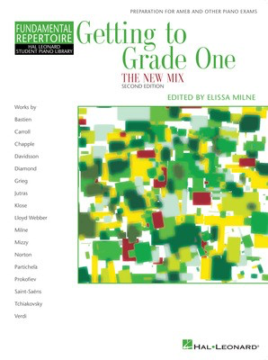 Getting To Grade One: The New Mix for Piano - Book Only
