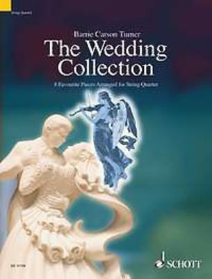 Wedding Collection Arr Turner String Quartet Sc/ -