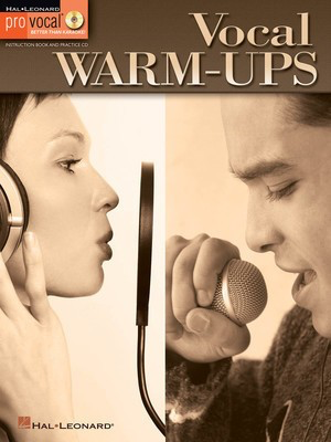 Vocal Warm-Ups - Various - Vocal Hal Leonard /CD - Adlib Music